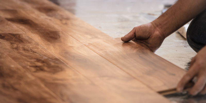 Flooring Services: 5 Important Ways to Keep Your Hardwood in Good Shape