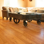 Choosing the Perfect Finish for Your Red Oak Flooring