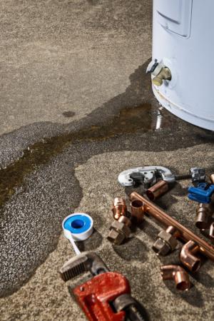 call a water heater repair expert
