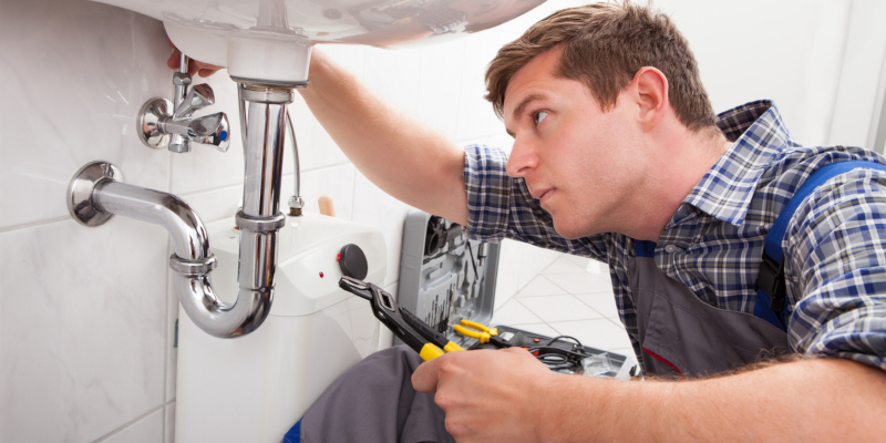 It's better if you already have a plumber to call when the need arises