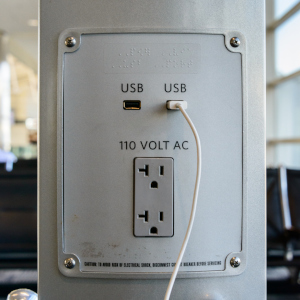 USB outlet options through electrical companies in your area