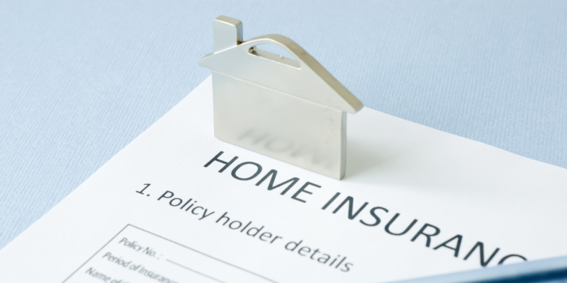 Homeowners ought not to fret as this is a compulsory feature in most home insurance covers
