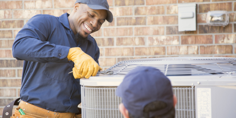 two signs that you should call for air conditioning services