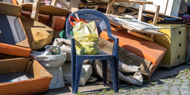 One of the best reasons to hire a junk removal company is that it will save time