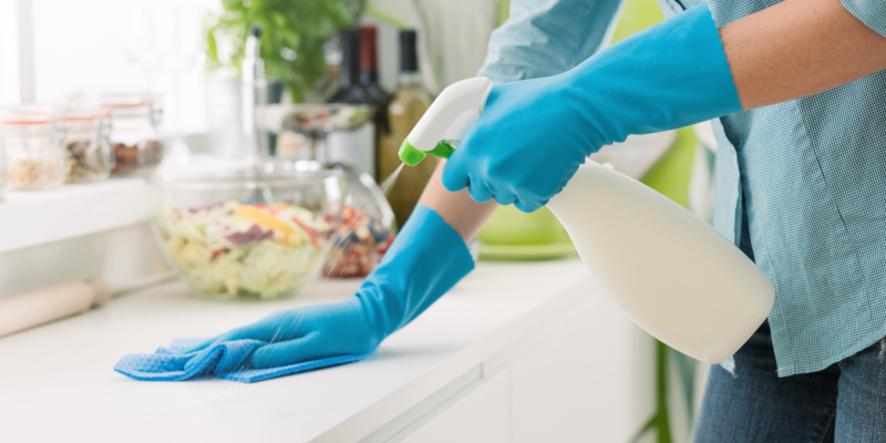 reoccurring cleaning services are a perfect option