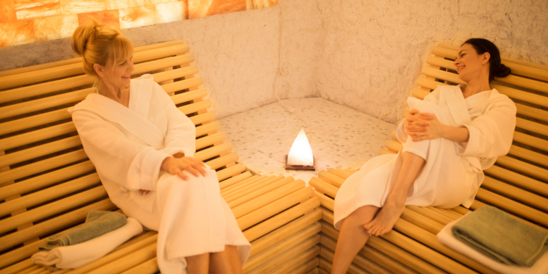 2 Benefits of Salt Therapy You Should Know