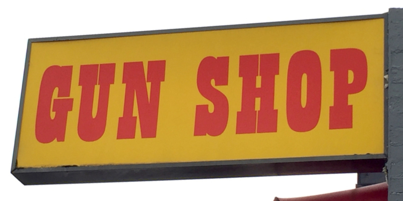gun store can still fall prey to theft
