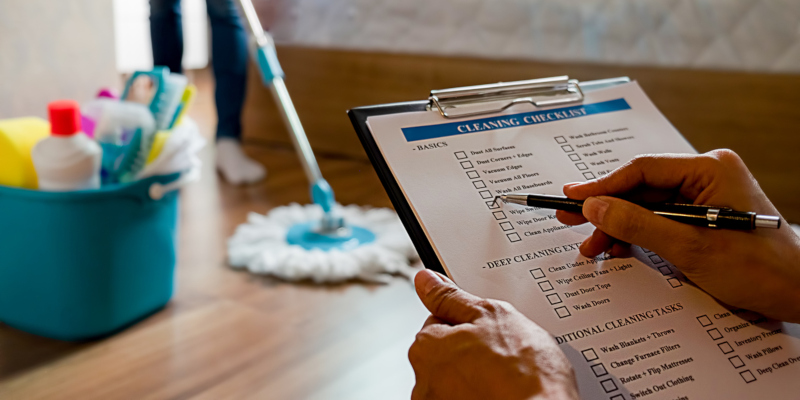 Top Reasons to Utilize a Residential Cleaning Company