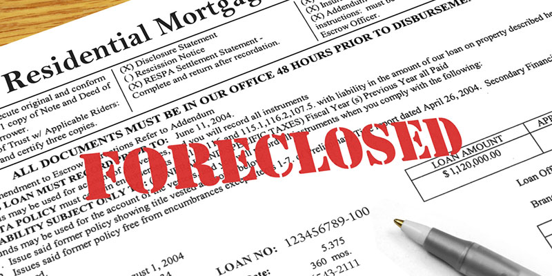 Looking to Buy a House? Consider Foreclosed Homes