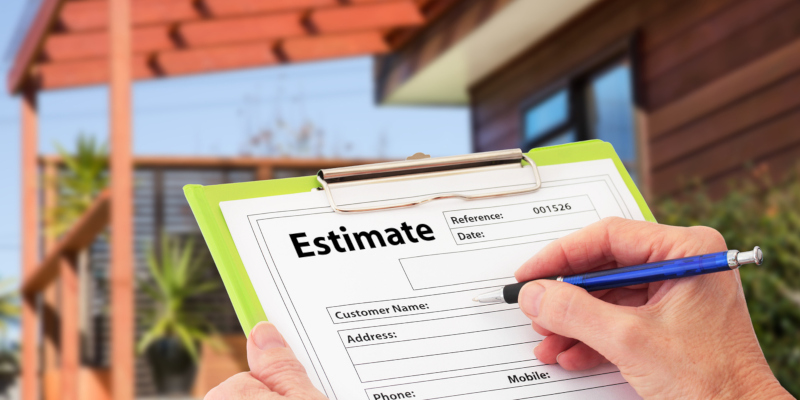 What Your Roofing Contractor Should Put on Your Estimate